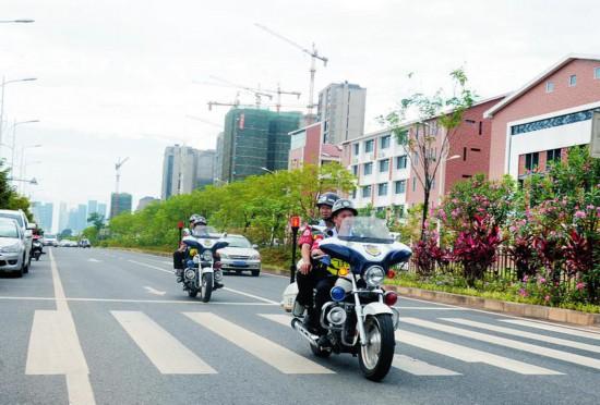 南宁警方开展冬春社会治安严打整治专项行动